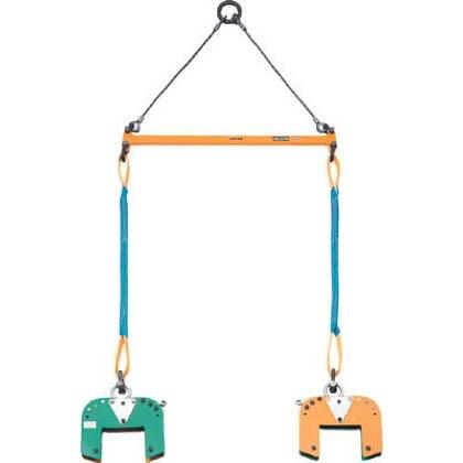 スーパー木質梁専用吊クランプ天秤セット   BLC200S 1 S
