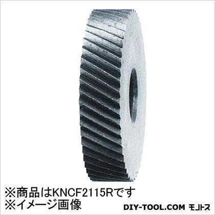 スーパー切削ローレット駒(平目用)外径21.5  外径21.5 KNCF2115R