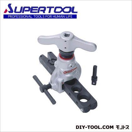 スーパーフレアリングツールセット(偏芯式)手動電動兼用型、新冷媒・新規格対応   TF456WDH