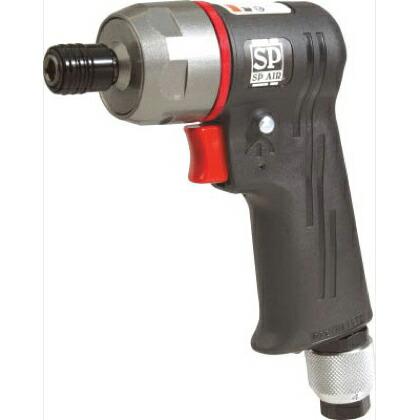 【送料無料】SP 超軽量インパクトドライバー6.35mm   SP-7146H  エアードライバー締め付け用エアー工具