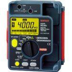 デジタル絶縁抵抗計500V/250V/125V   MG500
