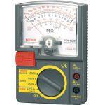 アナログ絶縁抵抗計1000V/500V/250V   PDM1529S
