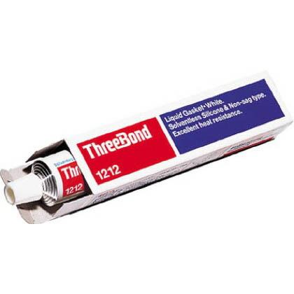 液状ガスケットシリコン系100g白色非流動タイプ   TB1212