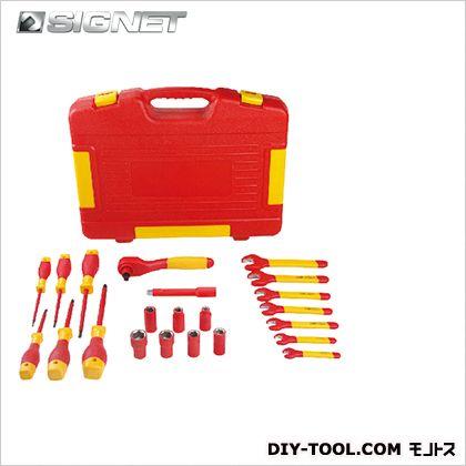 22PC絶縁工具セット   E81022