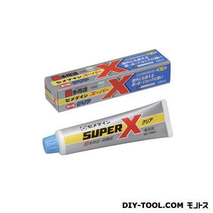 スーパーX超多用途 クリア 135ml AX-041