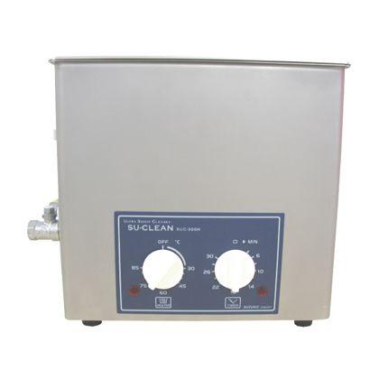 【送料無料】鈴峯 超音波洗浄機 SU-CLEAN   SUC-200H  超音波洗浄器宝飾用工具