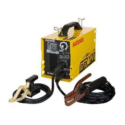 インバータ直流溶接機アイマックス120 100V/200V自動切換溶接器   SIM-120