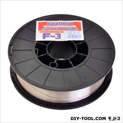 ソリッドステンレスワイヤ0.8φ*5kg  199mm×199mm×54mm PF-102 1 個