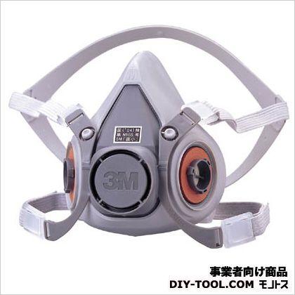 防毒マスク面体 6000  S 6000S 1 個