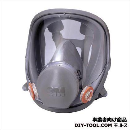 防毒マスク全面形面体 ミディアムサイズ   6000FM 1 個