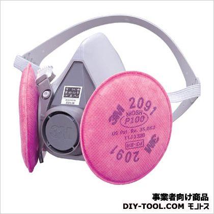 半面形防じんマスク RL3  S 6000/2091-RL3S 1 ヶ
