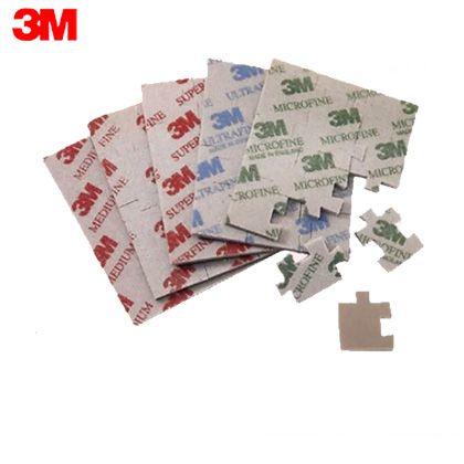 3M(スリーエム) ジグソーパズル型スポンジ研磨材 114×140mm 5085 JIG 10ピース
