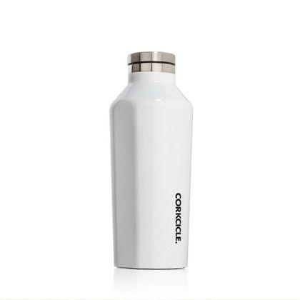 スパイス 水筒 CORKCICLE CANTEEN ホワイト 270ml 2009GW
