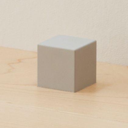 室内木床用戸あたり TOATOA floor line(トアトア) B1 アッシュグレー 幅30x奥30x高30(mm) TOATOA-B1-W-AG-01
