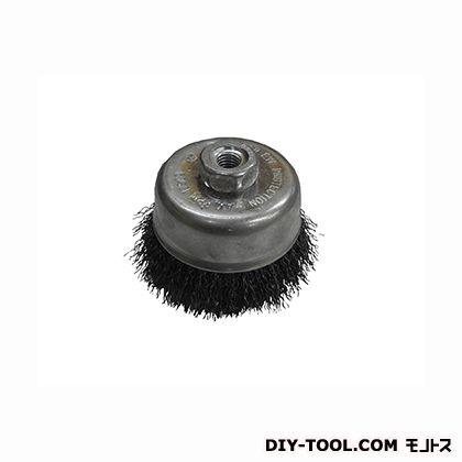ワイヤーカップブラシ (鋼線)  φ75mm J-200 1 ヶ