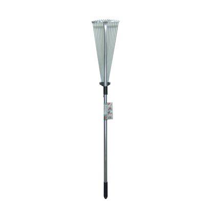 Sita 伸縮式アルミ柄ガーデンクリーナー 1250-1580mm A504