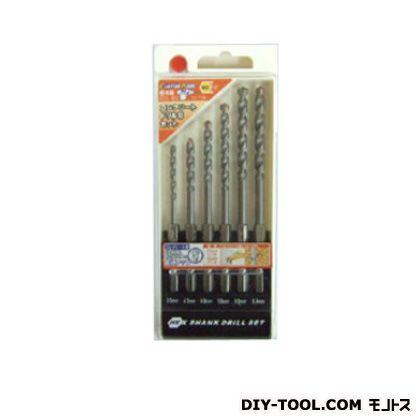 6本組コンクリートドリル刃セットCCC-603   13-718