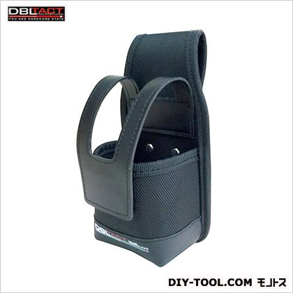 DBLTACT 墨つぼケース ブラック H210×W110×D95mm DT-SM-BK