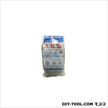 Dio太さが変えられるゴム7mグレイ グレー 3.5-5.5mm×7m