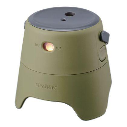 ストロンテック(STRONTEC) 大空間野外用虫よけ  112x112x105mm EM-SDSIJ1