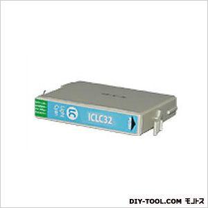 エプソンプリンタ対応インクカートリッジMIKインクEP332ライトシアン(ICLC32互換)