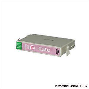 エプソンプリンタ対応インクカートリッジMIKインクライトマゼンタ(ICLM32互換)   EP333