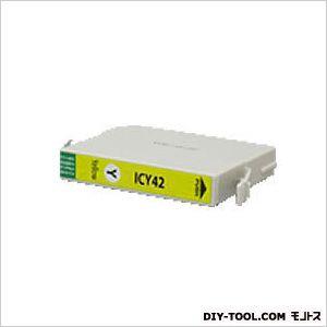 エプソンプリンタ対応インクカートリッジMIKインクイエロー(ICY42互換)   EP350
