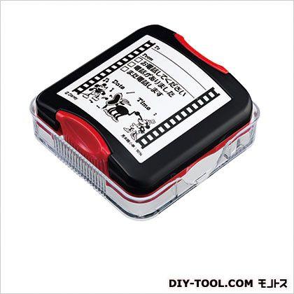 メモポン(ふせん用伝言メモスタンプ)クラシックス/電話メモ  印面:60mm×60mm PET-D1-T1