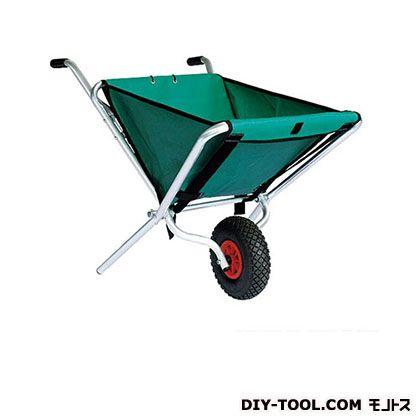 シシク 農業・園芸用運搬台車シート交換可能タイプ(一輪台車) ヨコ×タテ:460×1080mm TC-1004A-K