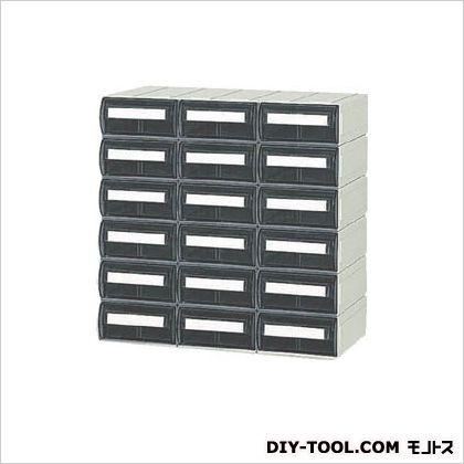 【送料無料】サカセ ビジネスカセッターSタイプS121×18個セット品 390 x 220 x 420 mm S-S121 1S