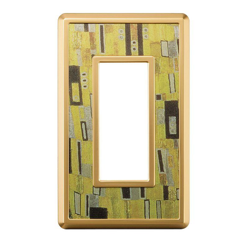 セセッションスイッチ・コンセントプレート セセッション01 78×128×8.6mm PXP-SC01-TK