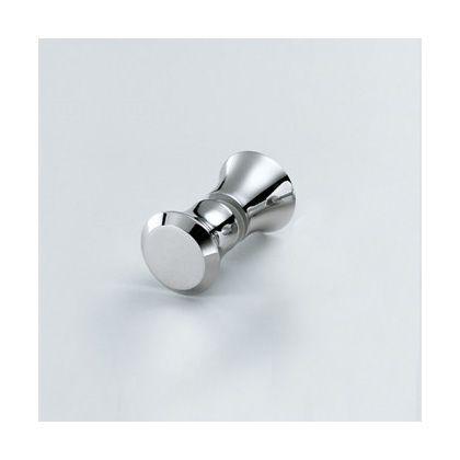 【送料無料】スガツネ(LAMP) ガラス用つまみDG-BT2型 DG-BT2/30-CR 0