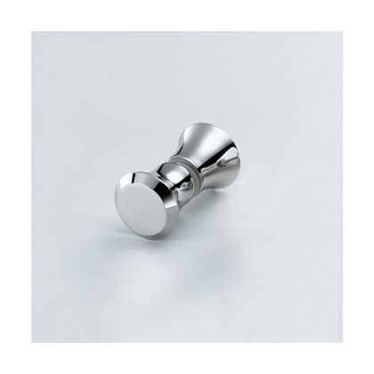 【送料無料】スガツネ(LAMP) ガラス用つまみDG-BT2型 DG-BT2/40-CR 0