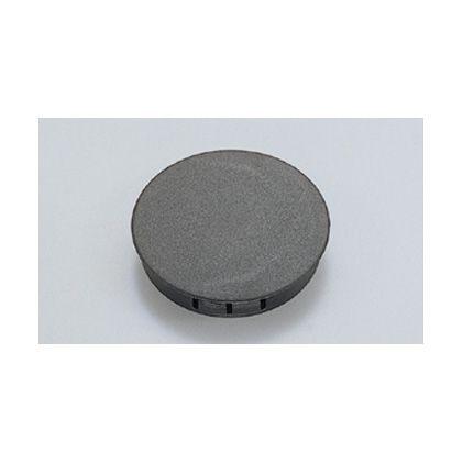 穴埋めキャップKD型 ブラック  KD-258-222B