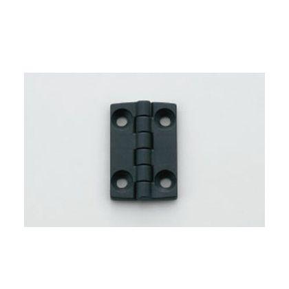 オール樹脂製平丁番 ブラック  218-9220
