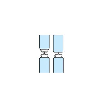 【送料無料】スガツネ(LAMP) シリコンシール材MFS型 半透明 MFS-B