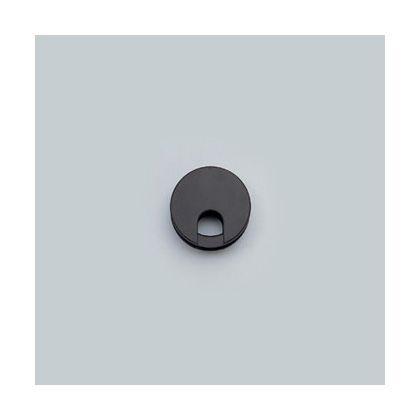 配線孔キャップLSU型挟み込みタイプ ブラック  LSU60BL