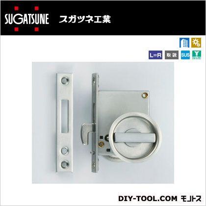 ステンレス鋼製引戸掘込カマ錠   HC-30R