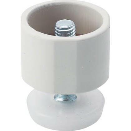 プラスチックアジャスターJBー401W白   JB-401