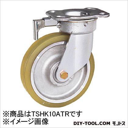 リボキャスターウレタン車輪Φ250(×1個)   TSHK10ATR