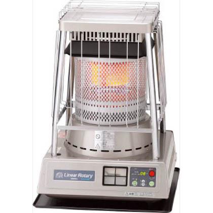 【送料無料】サンポット ブルーロータリーファンナシ  516x705x542  (幅x高さx奥行きmm) KLR-1210N  暖炉暖房器具・冬向け商品