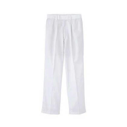 サンエス 女性用パンツ(常温タイプ)XLホワイト XL FX70948-XL-C11