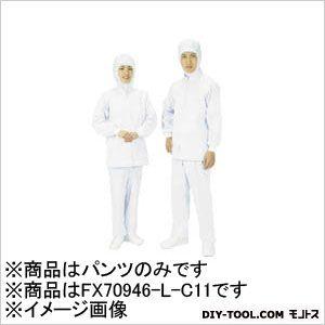 サンエス 男性用パンツ(常温タイプ)Lホワイト L FX70946-L-C11
