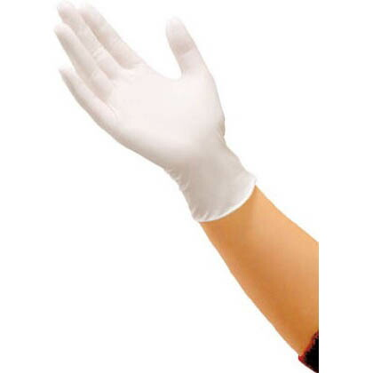 サラヤ ニトリル手袋Sホワイト(200枚入) 51069 200枚
