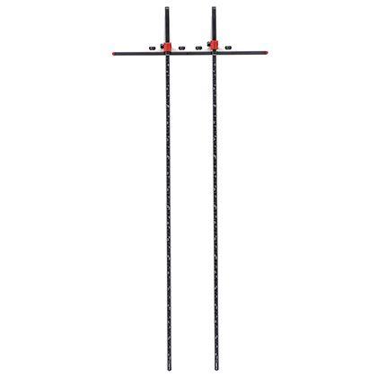 タジマTガイドHDツイン910マグネシウム 黒/赤  TG-HDT910M