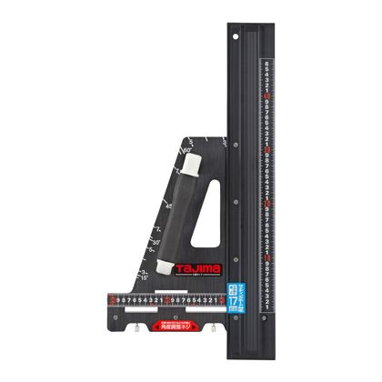 丸鋸ガイド 黒 622×310×83mm MRG-LX450