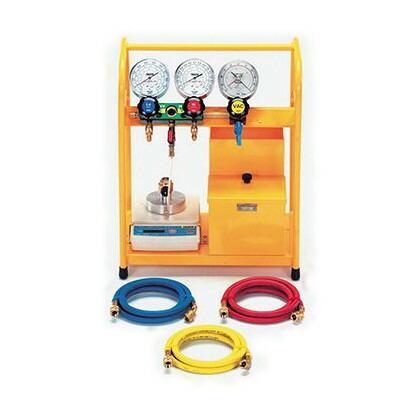 【送料無料】タスコ HC冷媒用サービスキット(R600a、R290用) TA100HC