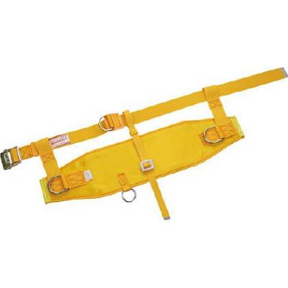 傾斜面作業用安全帯ベルト黄   A-2-BX