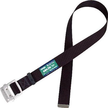安全帯用胴ベルトのみアルミバックル黒色LL寸   UB-NS5N-BLK-LL-BP