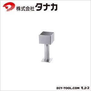 ステンレス装飾柱脚金物100角型 電解研磨  AD4102 1 本